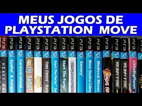 MEUS JOGOS DE PLAYSTATION MOVE » PS3 - 2017 » 24 jogos (PT-BR)