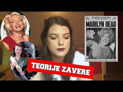 Teorije zavere Marilyn Monroe!!