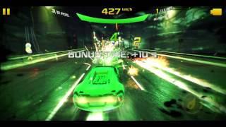 Asphalt 8 Airborne Infected-Tokyo(Reverse)-Bugatti Race