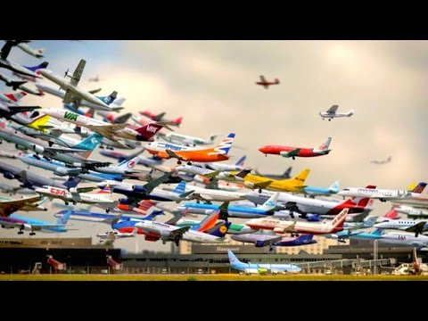 10 Busiest Airports In The World