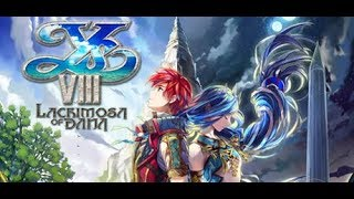 Ys VIII Lacrimosa of Dana - Nintendo Switch Trailer