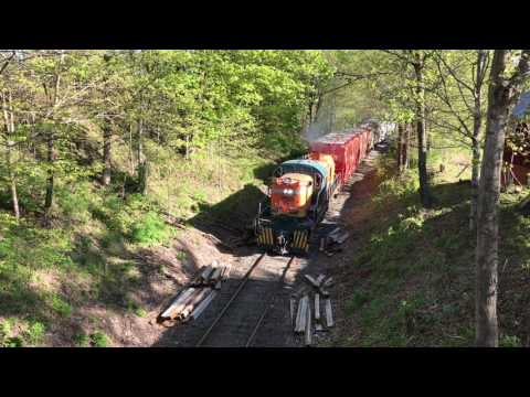 Batten Kill Railroad 5/11/2017