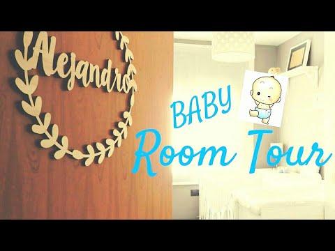 La habitaci n de mi beb roomtour ideas decoraci n for Organizacion de la habitacion del bebe