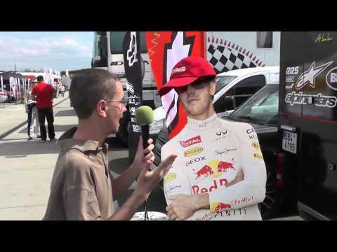 Vizsgafilm - kimaradt jelenet: Vettel interjú