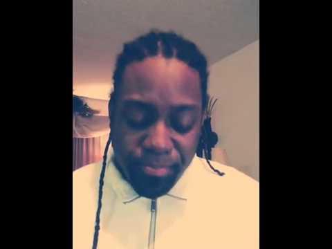 Royce Mosley sings