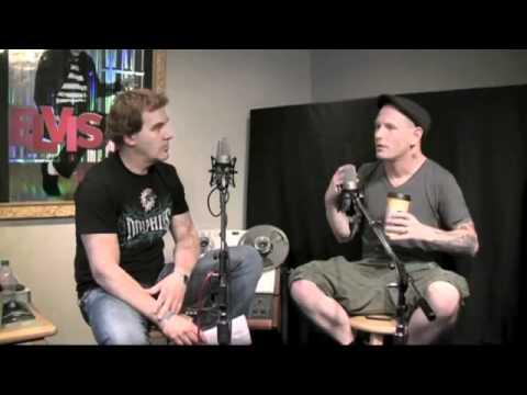 Corey Taylor with Jim Florentine Seven Deadly Sins - Interview Part 1