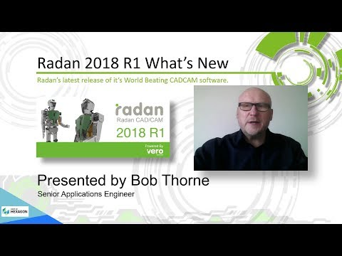 Radan 2018 R1 | What's New