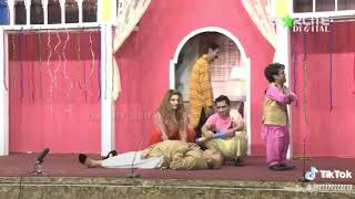 Funny Stage Drama Clip 2018....Jhoota Jhoota