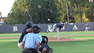 Cade Nicol - Updated Pitching Highlights - Class of 2019