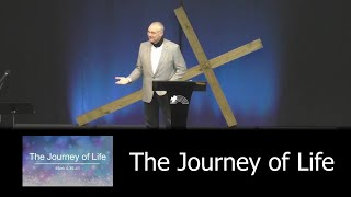 The Journey of Life (Mark 4:35-41) by Jack Helton | Jan. 31, 2021