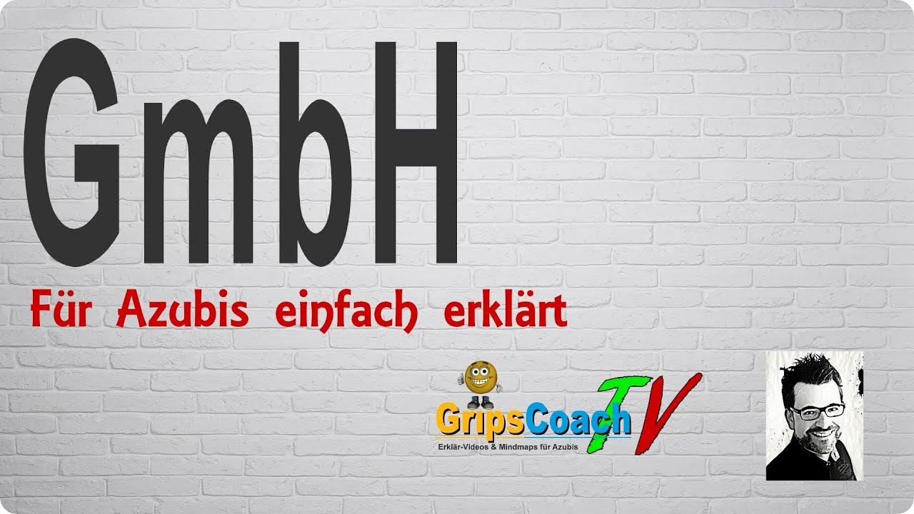 GmbH einfach erklärt Prüfungswissen für Azubis
