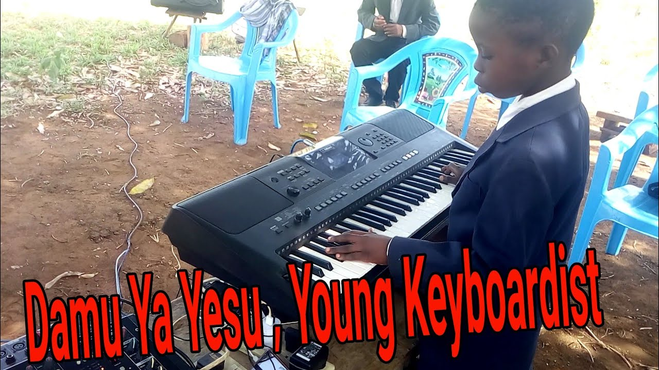 Download Damu Ya Yesu by Young Keyboardist from the Ministry of Repentance and Holiness #short