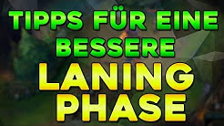 Tipps für eine bessere Laning Phase - LoL
