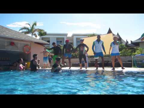 Ragga Ragga song Playa Cayo Santa Maria Cuba September 2016 - MVI 0005