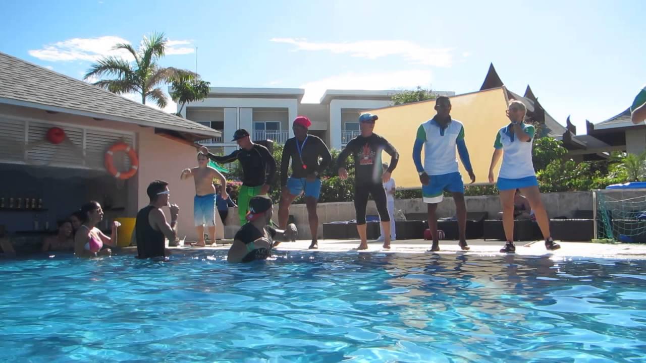Ragga Ragga Song Playa Cayo Santa Maria Cuba September