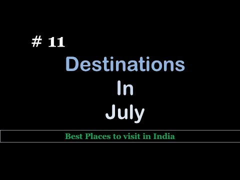 Best place to visit in north india during june