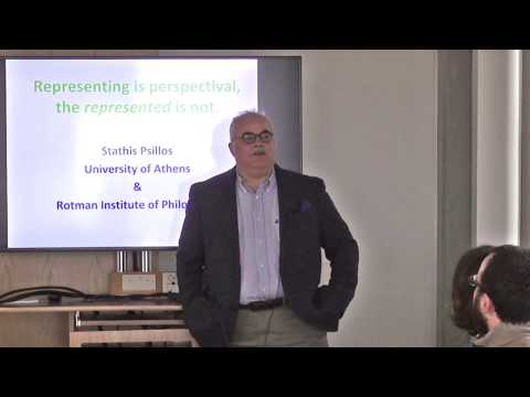 Stathis Psillos: Representing is Perspectival, the Represented is Not