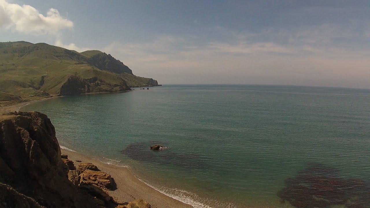 Пляжи на мысе меганом фото