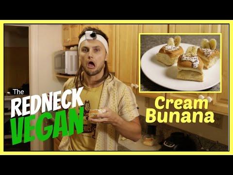 Cream Bunana - The Redneck Vegan