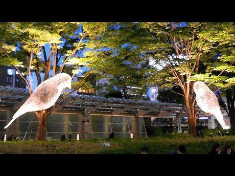 【4K】Roppongi Art Night 2019「PRE-PROGRAM(プレプログラム)」2019.5.23 @六本木ヒルズ Roppongi Hills