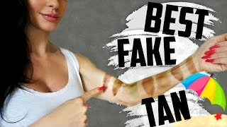 Best Self Tanner for Pale Skin - Testing Self Tanners | Kimbyrleigha