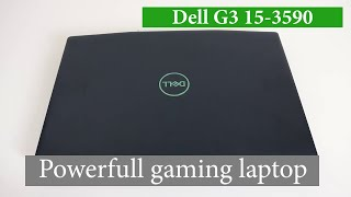 Dell G3 3590 Gaming Laptop Dell لابتوب جيمينج من