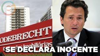 Emilio Lozoya se declara inocente ante la Fepade