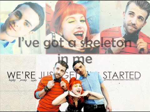 @Paramore -Monster [w/ lyrics]