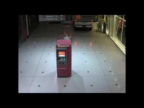 CCTV Footage Shows Ram Raid in Melbourne Suburb of Glen Waverley