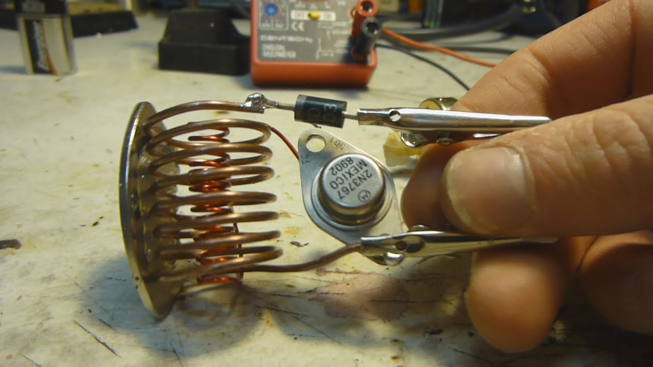 free energy magnetic resonator works