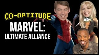 Marvel: Ultimate Alliance w/ J. August Richards Let's Play: Co-Optitude Ep 80