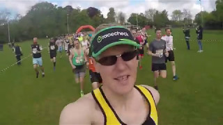 Buckingham Half Marathon 2017 Inaugural Race