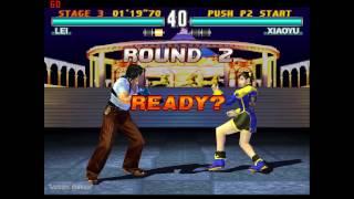 Tekken 3 (PS1) Gameplay - Lei Wulong thumbnail