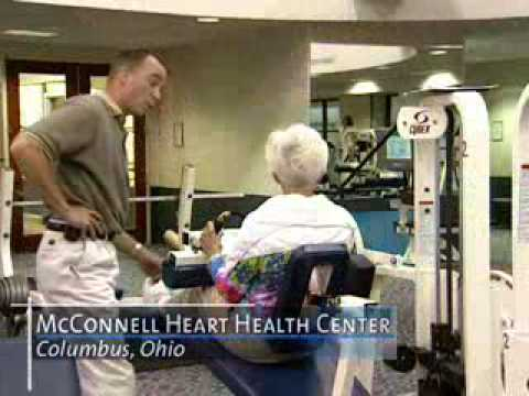 OhioHealth specialists on physical activity in older persons to ease arthritis & joint pain.