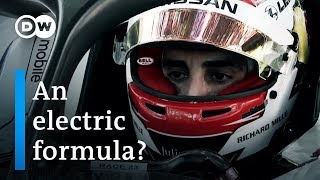 The motorsport with no gas - Formula E in Switzerland | DW Documentary