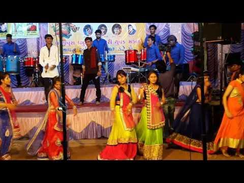 Himanshu Chaudhary & BhaveshGurjar(prajapati) Garba Gam Badarpura,Ritham-Raj Beats palanpur(1)
