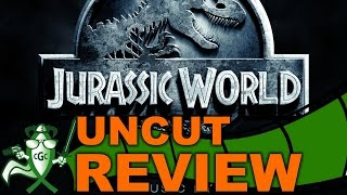 """""""Jurassic World Sucks"""" or """"Jumping (to eat) The Shark"""" - CGC UNCUT REVIEW"""