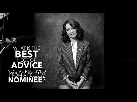What is the Best Piece of Advice You've Received from a Fellow Tony Nominee?