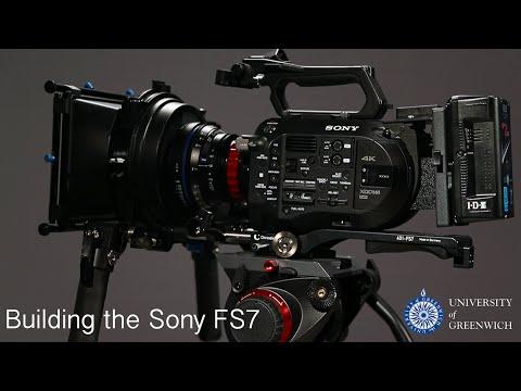 Sony FS7 Camera Build