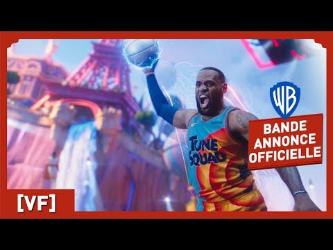 Space Jam : Nouvelle Ère - Bande-Annonce Officielle (VF) - LeBron James