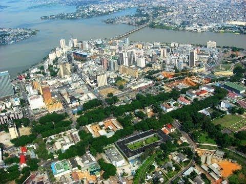 Ivory Coast  under Construction 2020 (West Africa)
