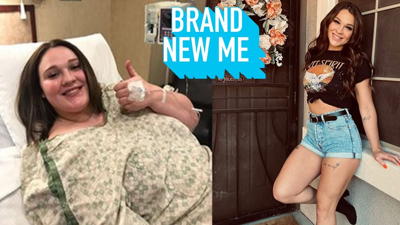 I Ate 4 Dinners A Day - But Now Look At Me! | BRAND NEW ME