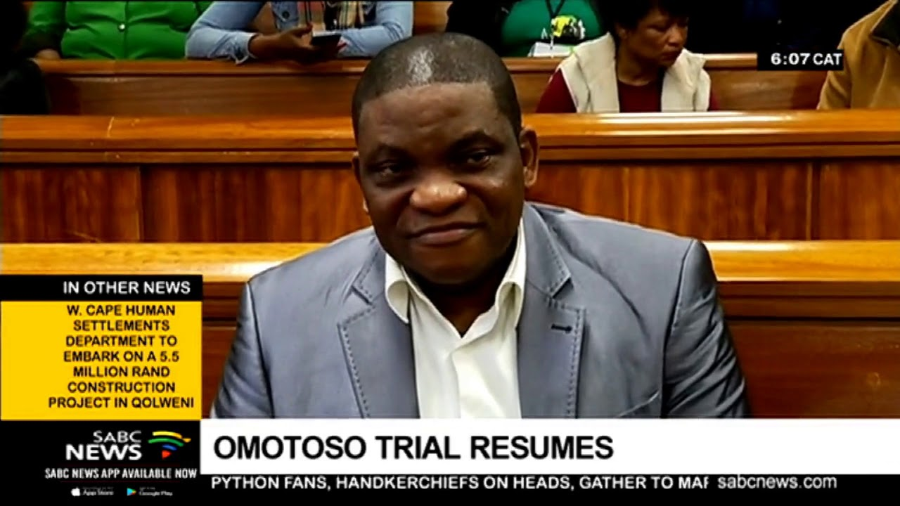 Timothy Omotoso trial resumes in court - YouTube