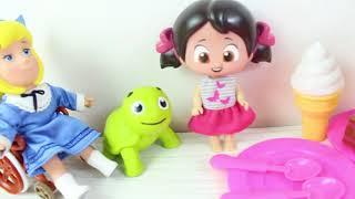 Niloya Ve Tosbik Heidi ye Sürpriz Doğum Günü Hazırlıyor Eğlenceli Çocuk Videosu
