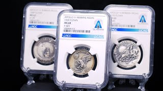 The Armstrong Family Collection Certified by CAG (Collectibles Authentication Guaranty)