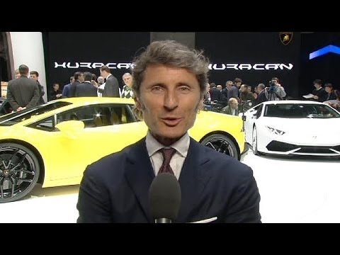 Geneva Motor Show: carmakers hope European recovery is ...