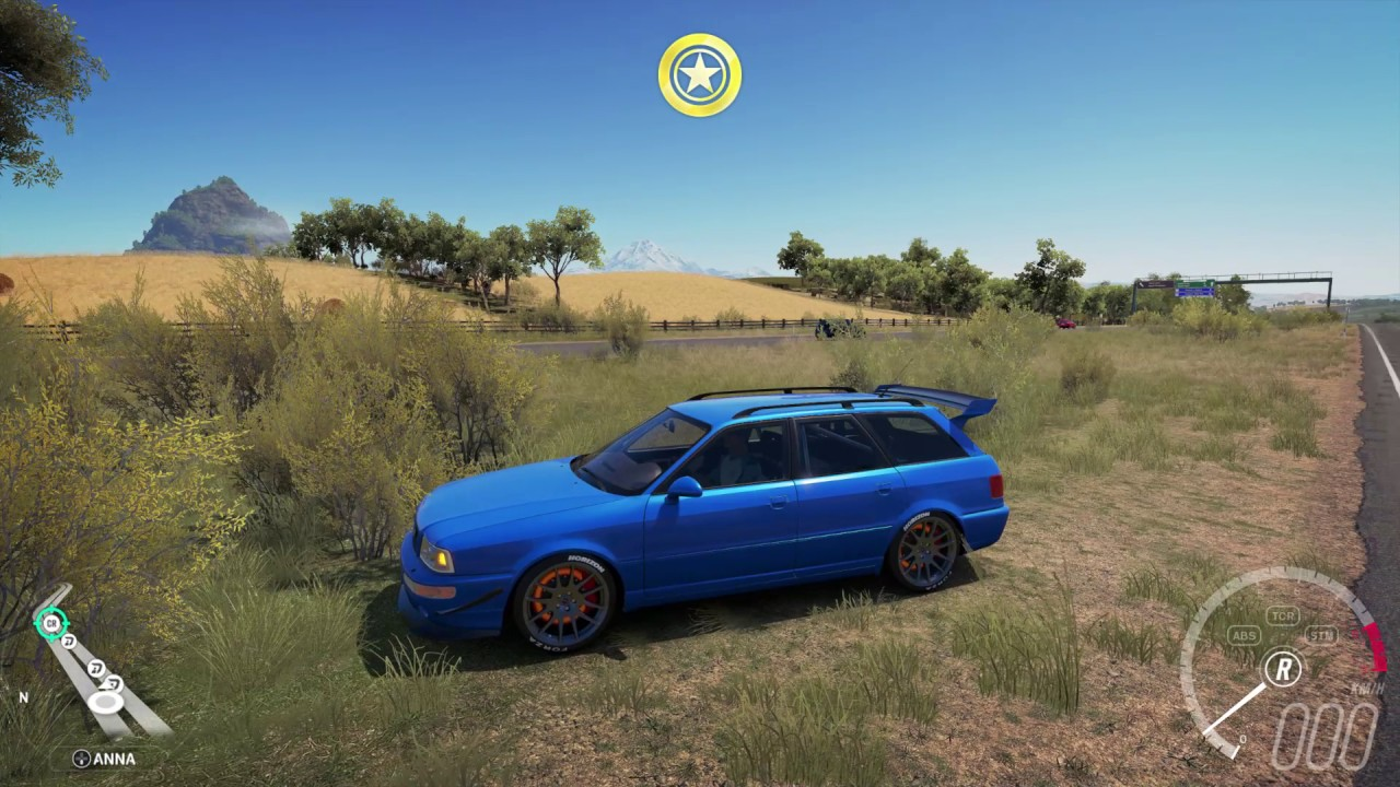 Forza Horizon 3 Tuning 1995 Audi Rs2 Avant Top Speed Youtube
