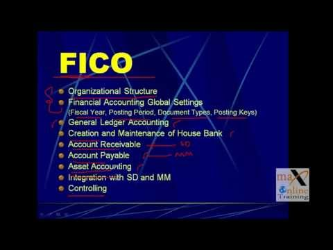 SAP FICO Demo Video |  SAP FICO Online Training | Max OnlineTraining