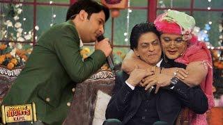 Comedy Nights with Kapil | Dilwale Shahrukh Khan, Kajol, Varun Dhawan & Kriti Sanon