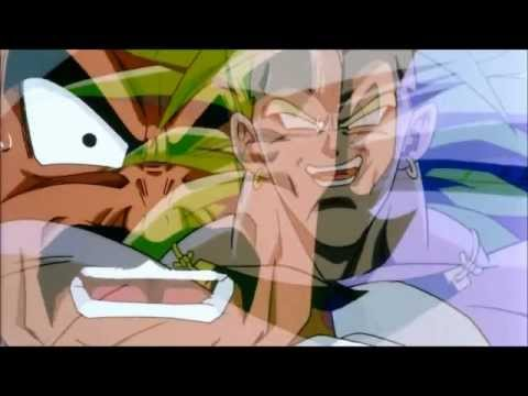 Broly Kills His Father (Original Japanese)